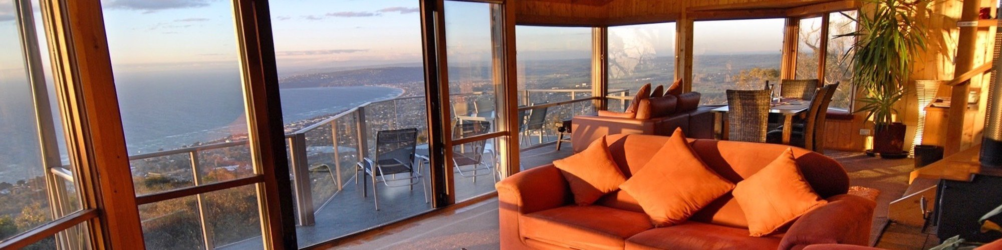 Those dream views with uniterupted northern aspects - Summit Views Skyview Penthouse
